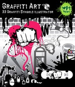 Link toGraffiti theme vector