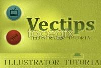 Link toGrain textured card vector