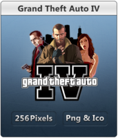 Link toGrand theft auto iv - icon