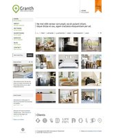 Link toGranth - modern business html template