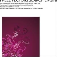 Link toGrape vines vector background