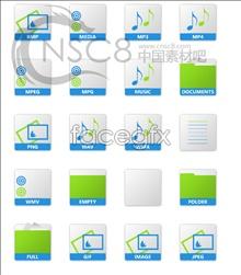 Link toGraphic design, desktop icons