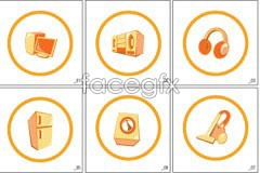 Link toGraphic korea electric vector icons