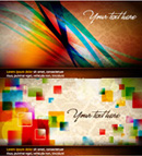 Link toGraphics retro backgrounds vector