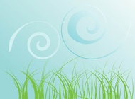 Link toGrass background vector free
