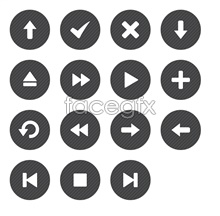 Link toGray arrow computer icons