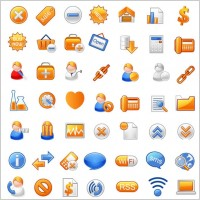 Link toGray often useful vector icons