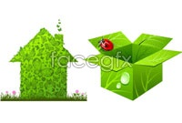 Link toGreen box-vector