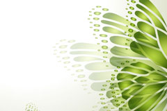 Link toGreen butterfly wings vector background