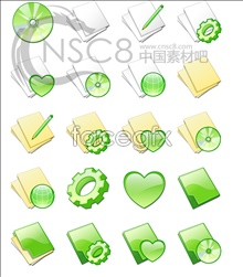 Link toGreen crystal icon