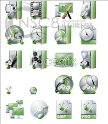 Link toGreen desktop icon