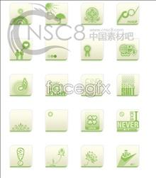 Link toGreen desktop icons
