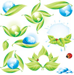 Link toGreen ecology icons