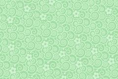 Link toGreen floral seamless background vector