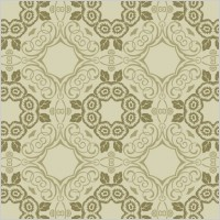 Link toGreen floral wallpaper