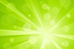 Link toGreen light effect background vector