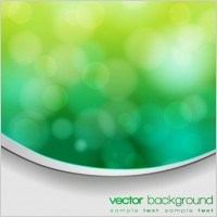 Link toGreen natural blur the background 03 vector