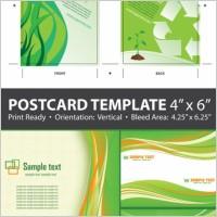 Link toGreen packaging u0026amp background vector