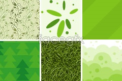 Link toGreen pattern page background pack