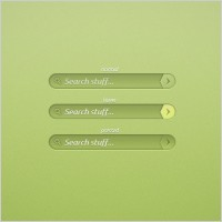 Link toGreen search bar