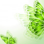 Link toGreen season style vector background 01 free