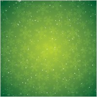 Link toGreen snowflake background vector