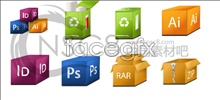 Link toGreen software desktop icons
