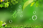 Link toGreen spring dream rhyme psd