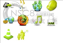 Link toGreen tools desktop icons