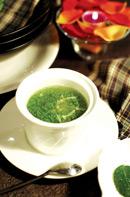 Link toGreen vegetable soup psd
