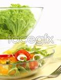 Link toGreen vegetables high definition pictures psd