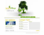 Link toGreen web design