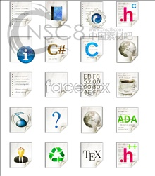 Link toGrey computer file icon