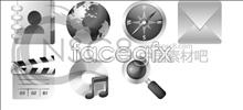 Link toGrey desktop icons