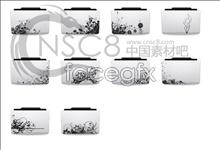Link toGrey system desktop icons