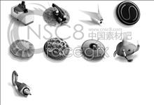 Link toGrey technology desktop icons