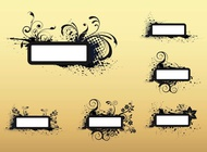 Link toGrunge banners vector free