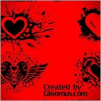 Link toGrunge hearts