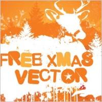 Link toGrungy christmas vector