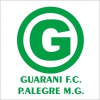 Link toGuarani futebol clube de pouso alegre mg logo