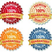 Link toGuaranteed 100 quality label vector 04