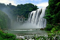 Link toGuizhou huangguoshu falls high definition pictures