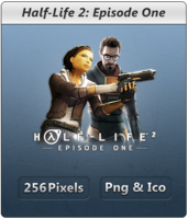 Link toHalf-life 2 episode one - icon
