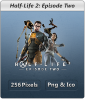 Link toHalf-life 2 episode two - icon