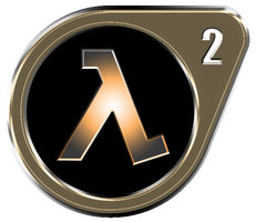 Link toHalf-life 2 logo -psd-