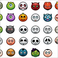 Link toHalloween avatars icons pack