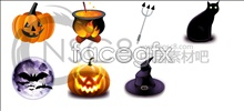 Link toHalloween desktop icons