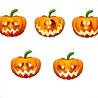 Link toHalloween emoticons icons icons pack