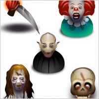 Link toHalloween icons set icons pack
