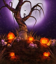 Link toHalloween picture material